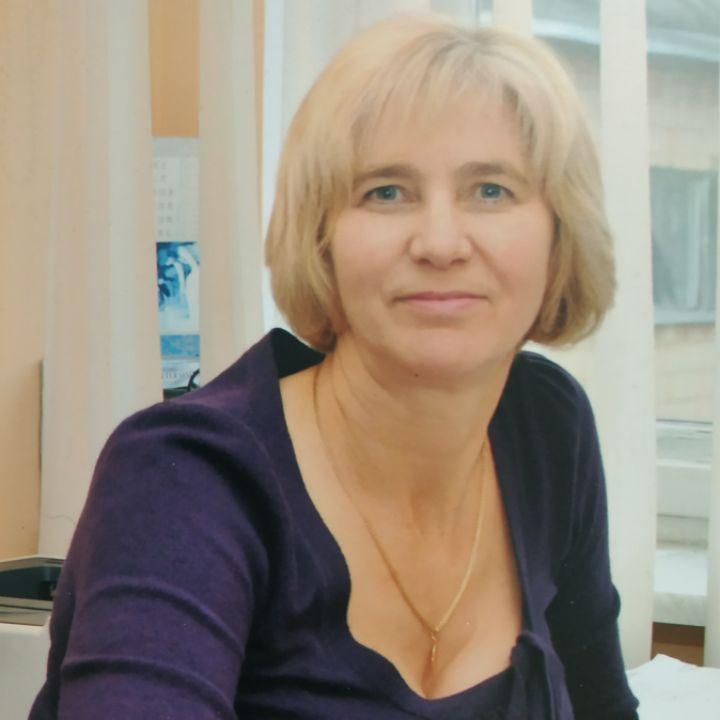 Шавиріна Євгенія Іванівна